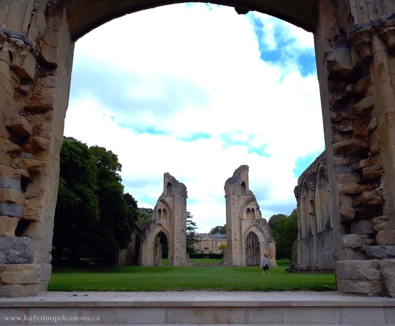 glastonbury - abbey